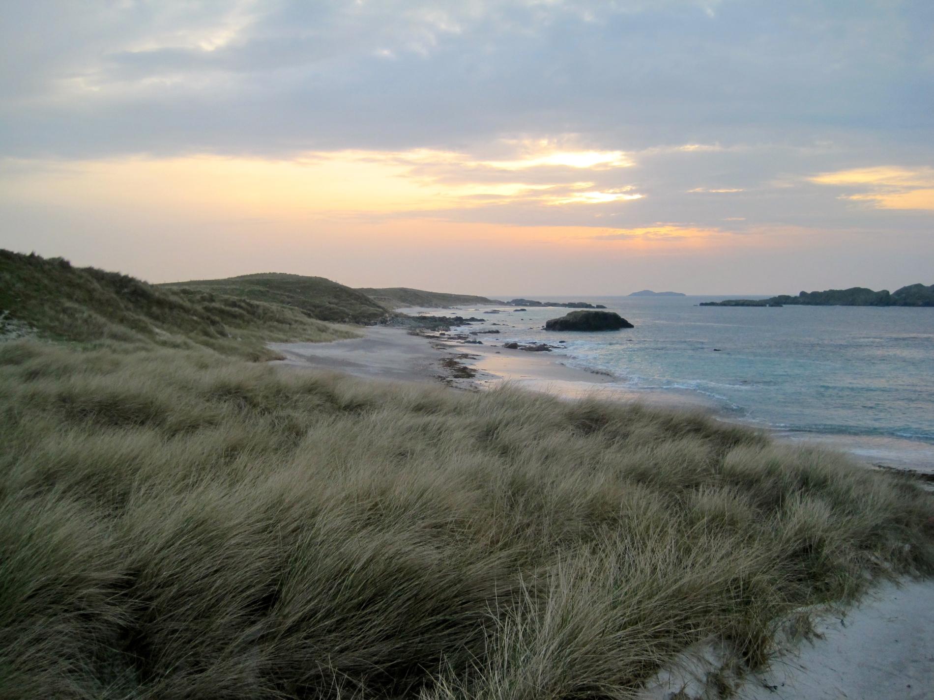 Isle of Iona, 2014
