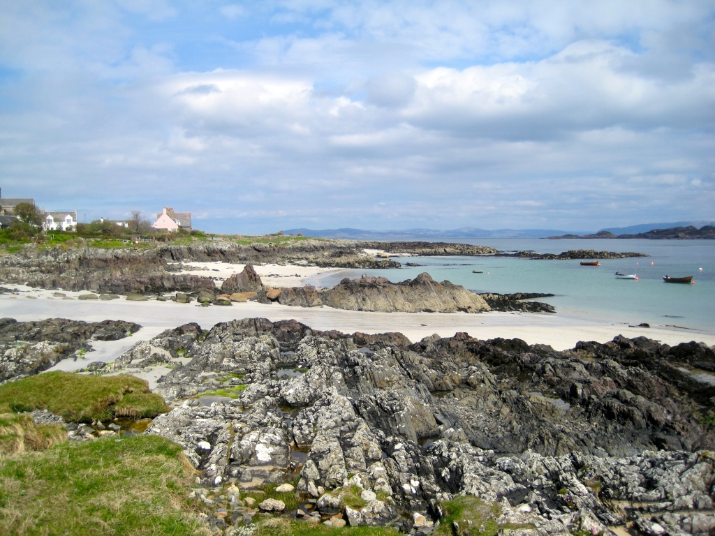 Isle of Iona, 2014